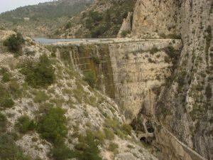 Imagen del Pantano de Tibi