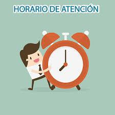 Horario de Atención al Público y Registro General