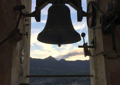 Panoràmica des del campanar