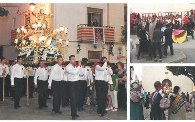 Fiestas Patronales en honor a Santa María Magdalena