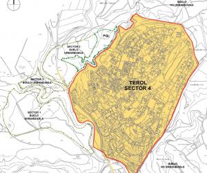 Favorable environmental and strategic territorial report – Sector 4 Finca Terol