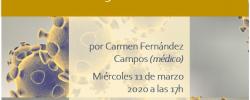 Charla informativa sobre el Coronavirus