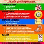 Protocol de mesures de prevenció - Església Santa María Magdalena