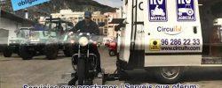 ITV móvil - octubre 2020: motos, ciclomotores y vehículos agrícolas