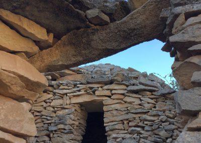 Arquitectura pedra en sec
