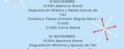 Expofiesta - 9 de noviembre