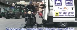 ITV: Motos y vehículos agrícolas