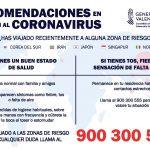 Decreto de Alcaldía sobre actuaciones extraordinarias con motivo del COVID-19 y comunicado oficial